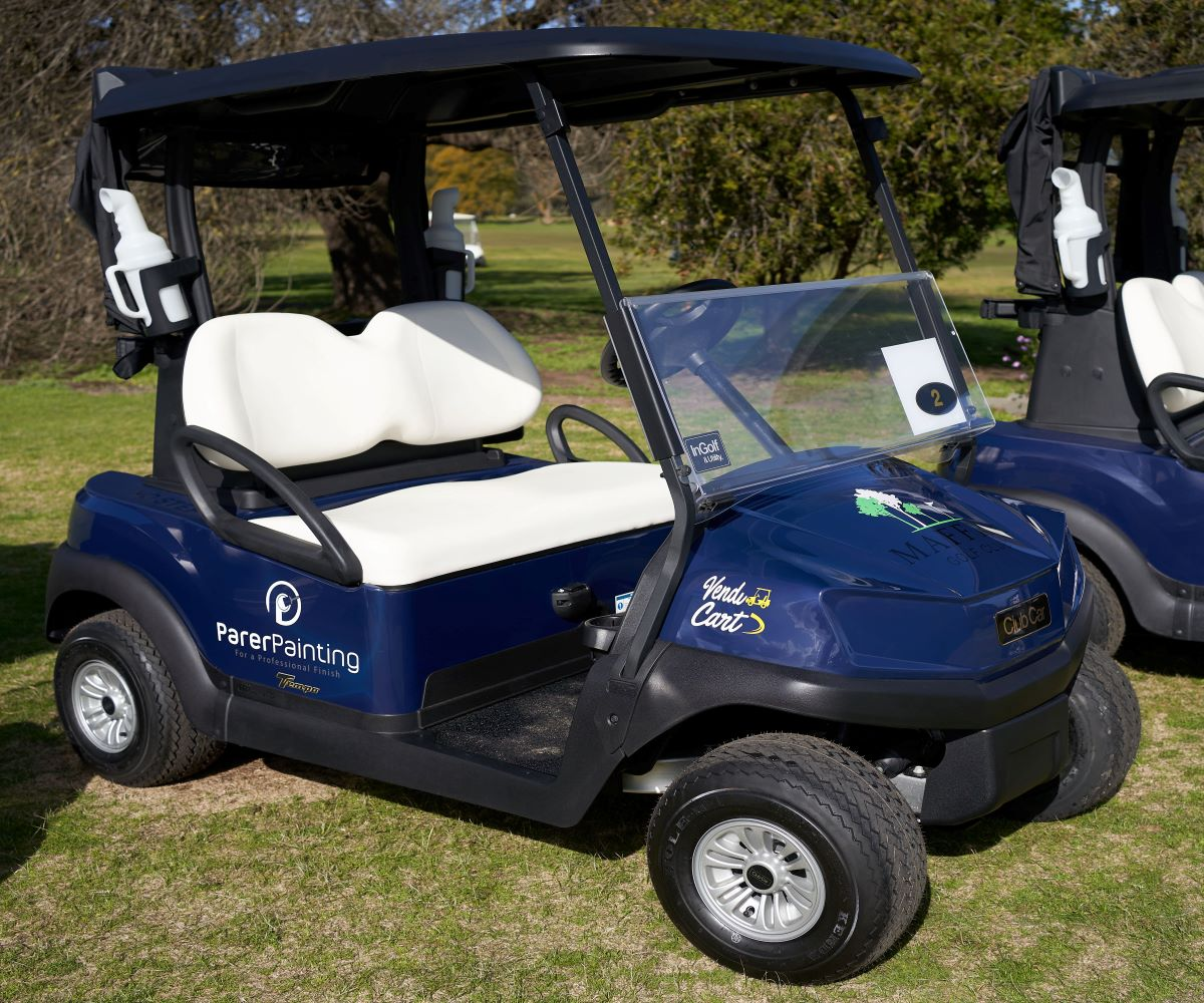 Cart Hire Now Available